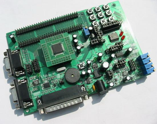 msp430单片机学习板/开发板