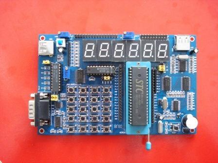 tx-1c 51单片机开发板+视频+赠品+三年质保+技术支持