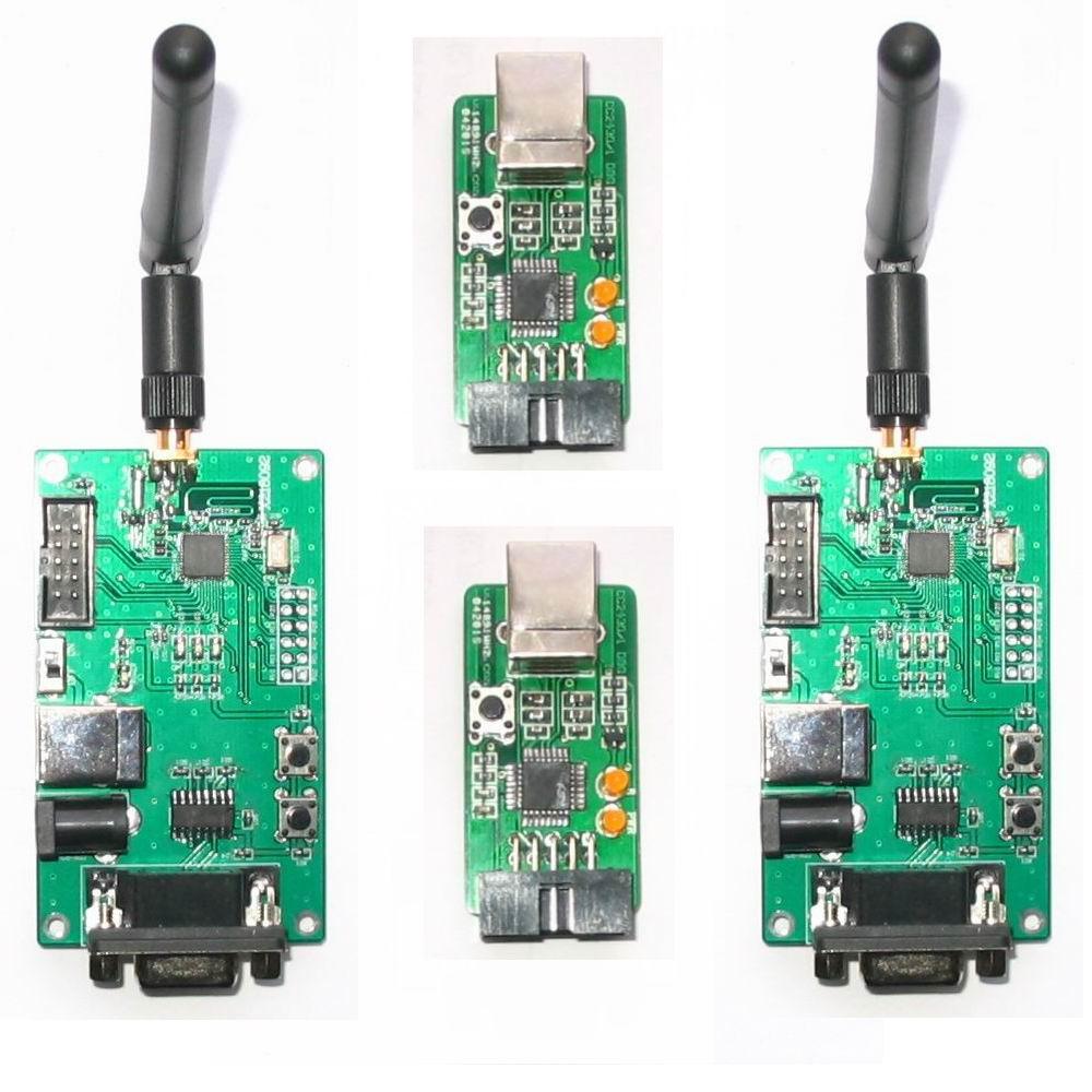 zigbee-cc2430开发套件+协议分析仪