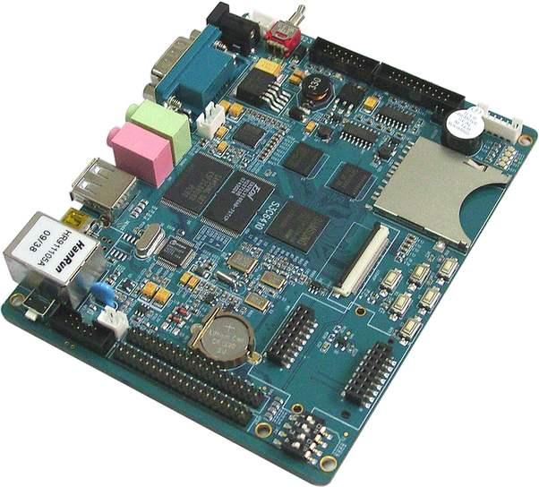 tq6410开发板 4.3lcd