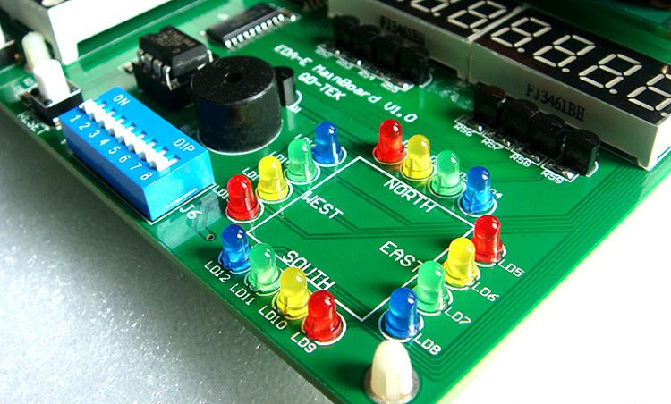 集成电路(ic)-eda-e xilinx xc95288 cpld开发板-集成